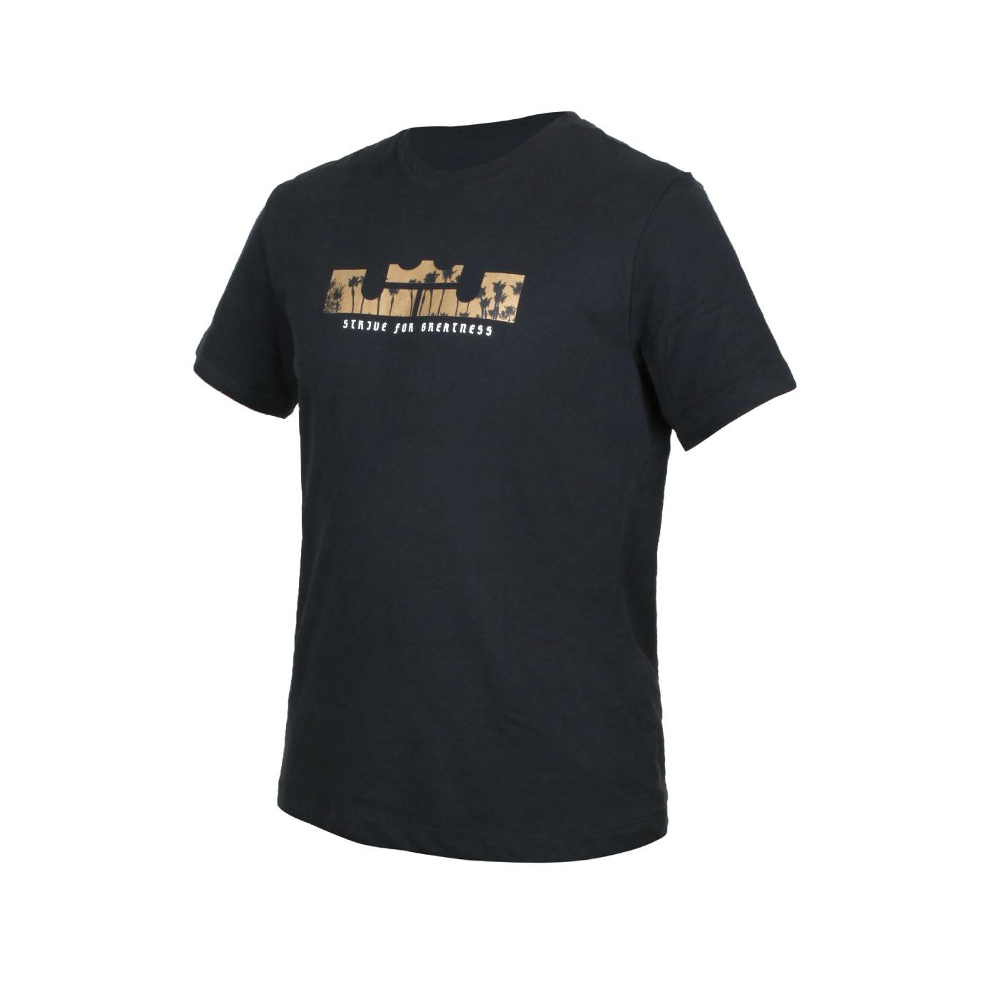 NIKE 男款短袖T恤 DB6179-011 - 黑金