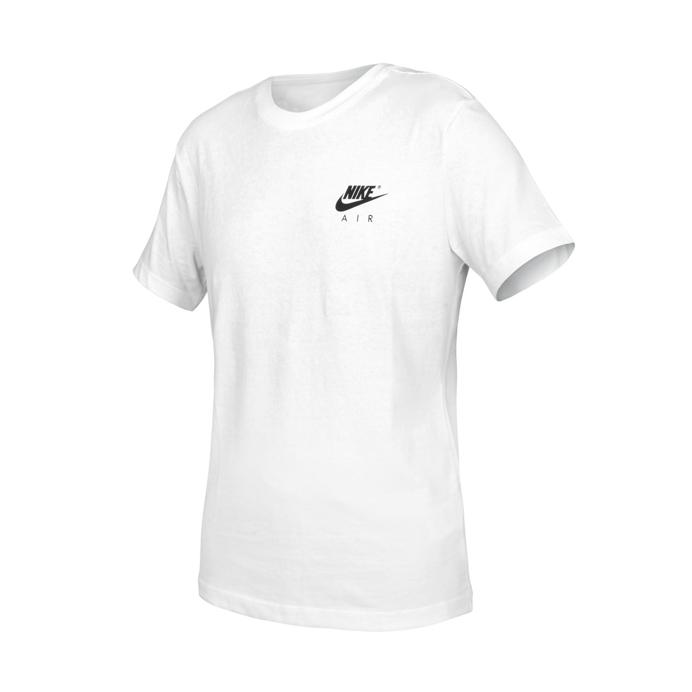 NIKE 男款短袖T恤 DD3355-100 - 白黑