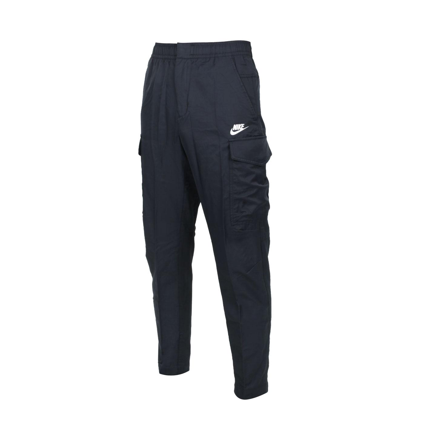 NIKE 男款訓練運動長褲 DD5208-010 - 黑白