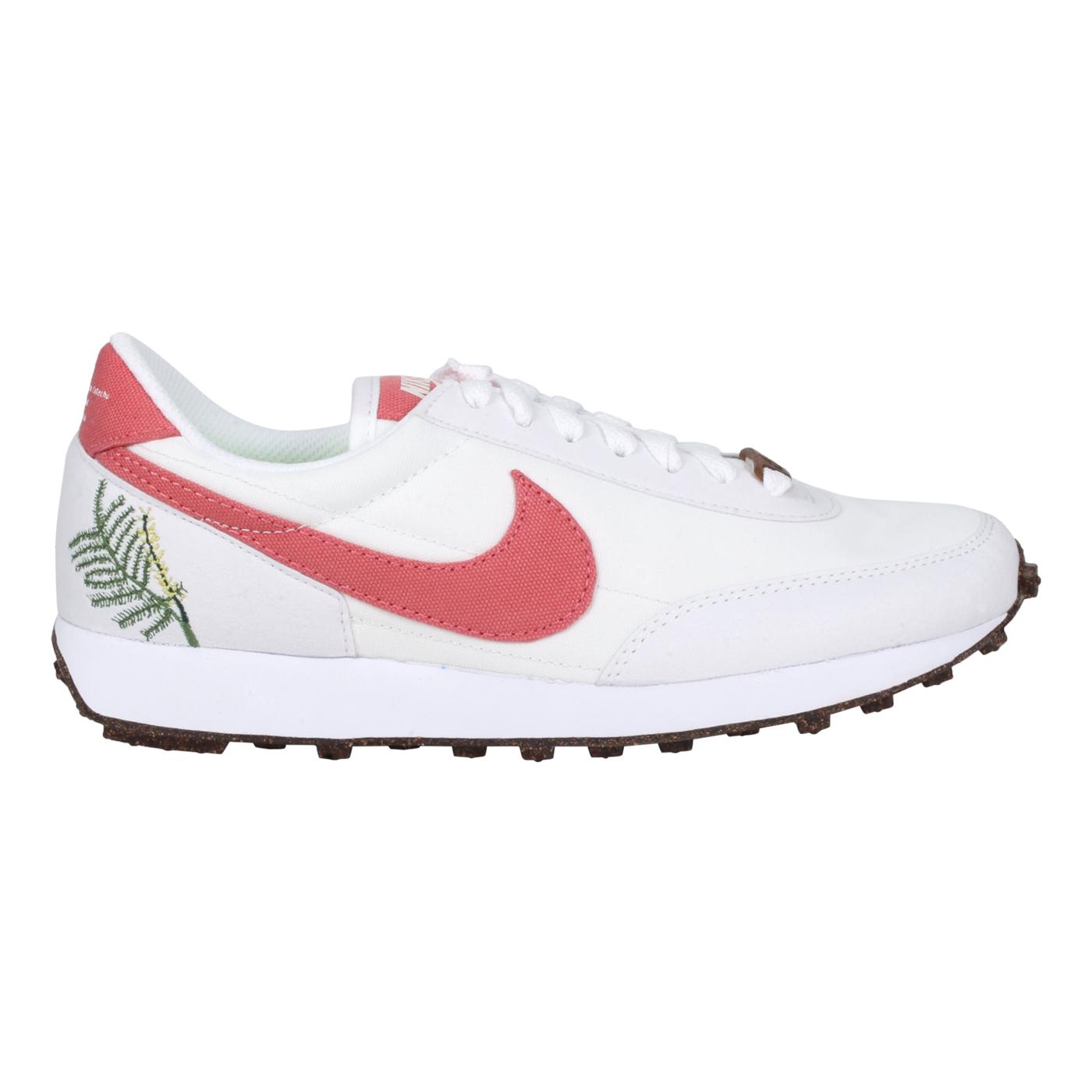 NIKE 女款復古休閒鞋  @W DBREAK SE@DJ1299100 - 白粉綠