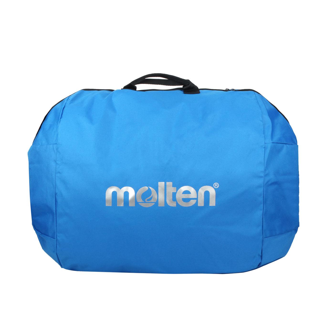 Molten 籃球袋六入裝 EB0046-B - 藍銀
