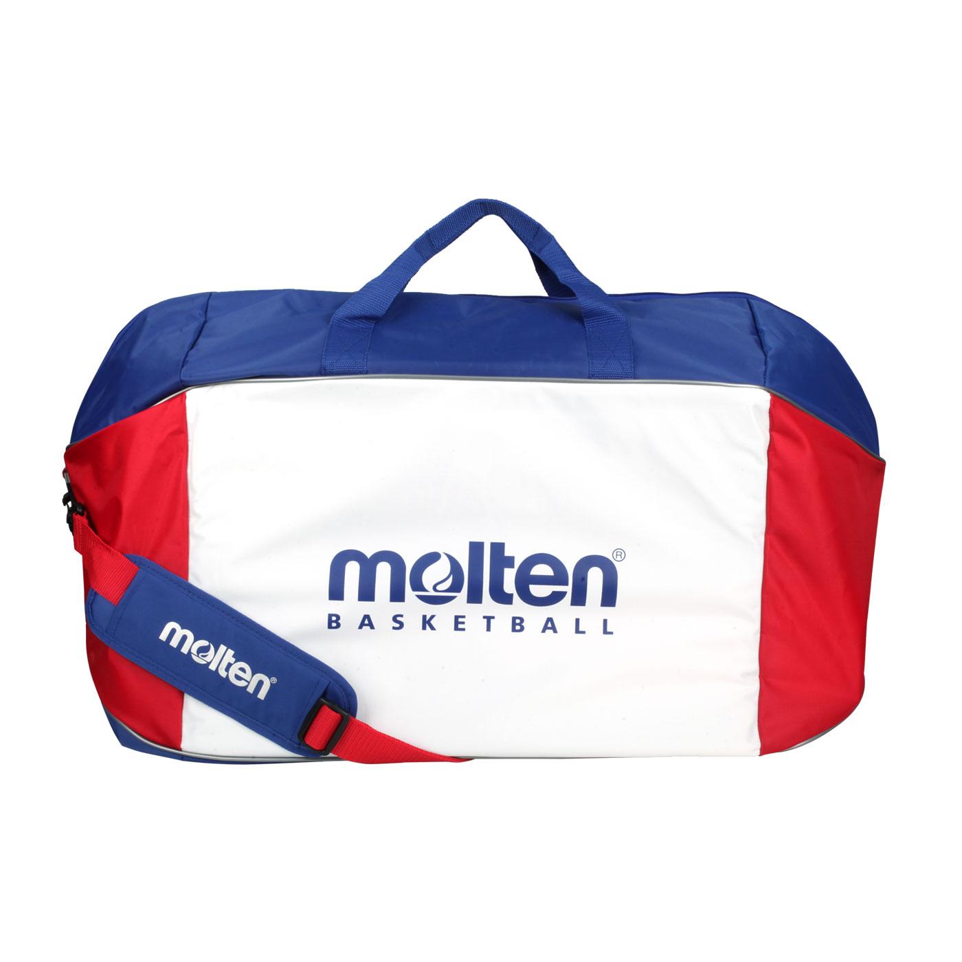 Molten 籃球袋(6入裝) EB0056 - 白紅藍
