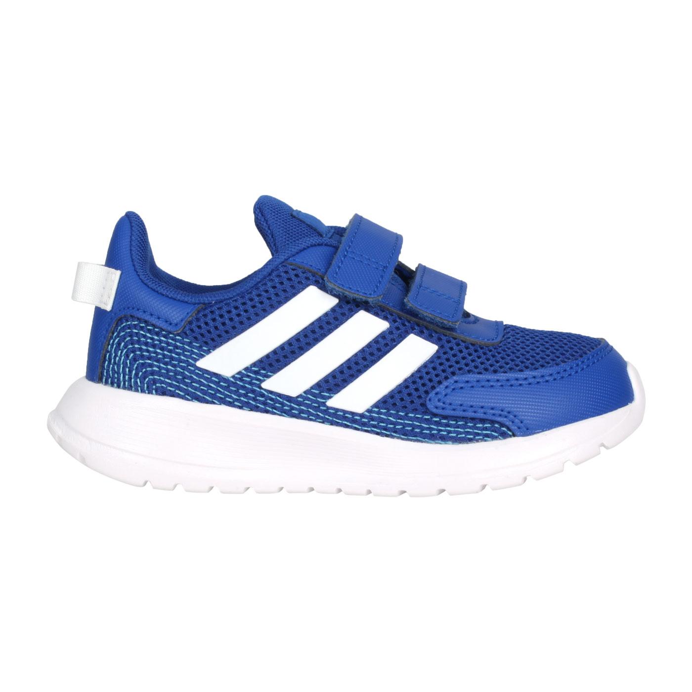 ADIDAS 小童休閒運動鞋 EG4140 - 寶藍白
