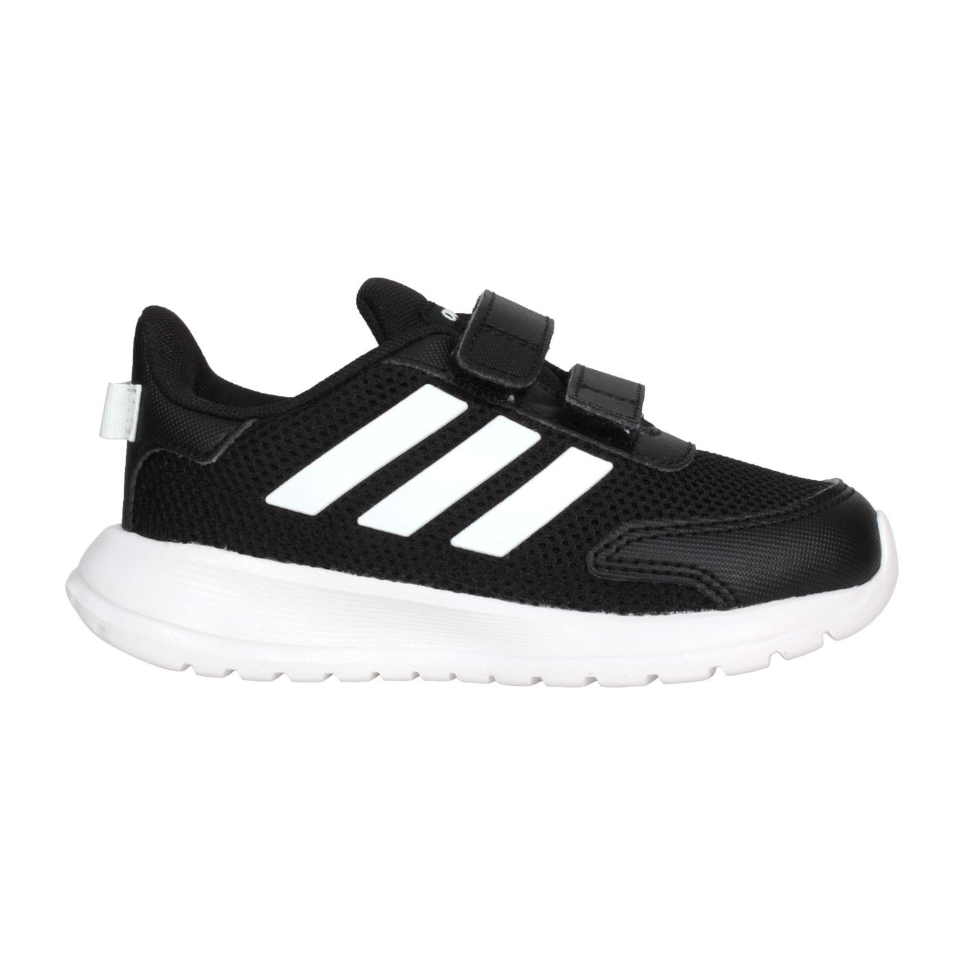 ADIDAS 小童休閒運動鞋 EG4142 - 黑白