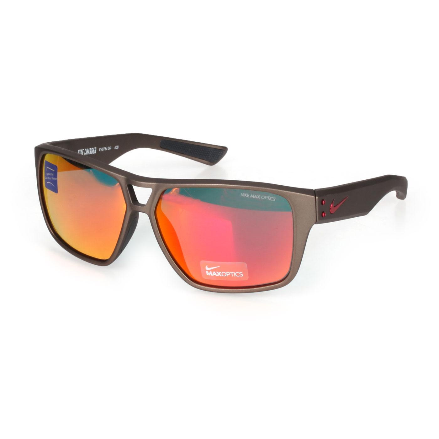 NIKE VISION CHARGER R 太陽眼鏡 EV0764-061 - 深棕紅