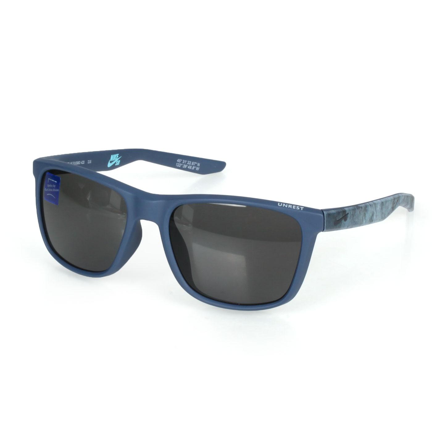 NIKE VISION UNREST SE AF 太陽眼鏡 EV0980-420 - 丈青灰