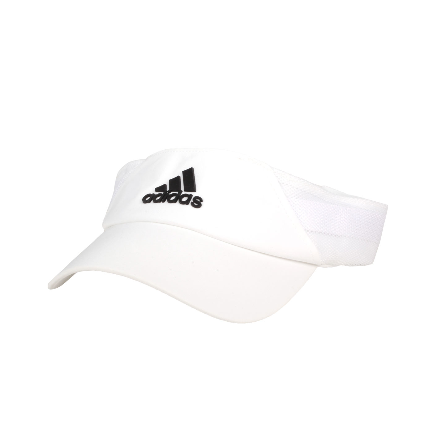 ADIDAS 中空運動帽 FK0859 - 白黑