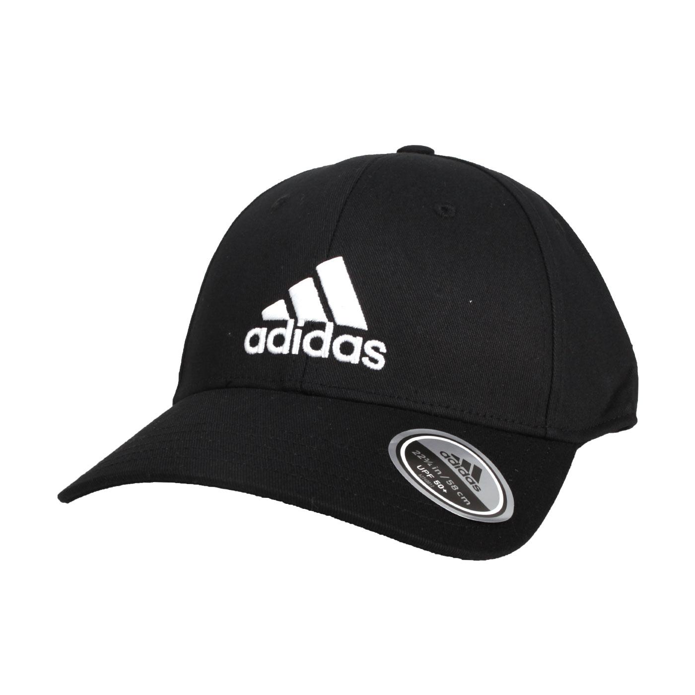 ADIDAS 運動帽 FK0891 - 黑白