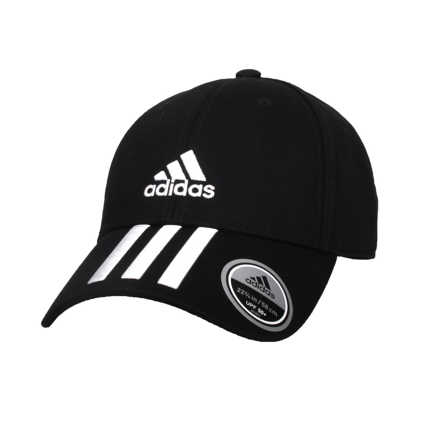 ADIDAS 運動帽 FK0894 - 黑白