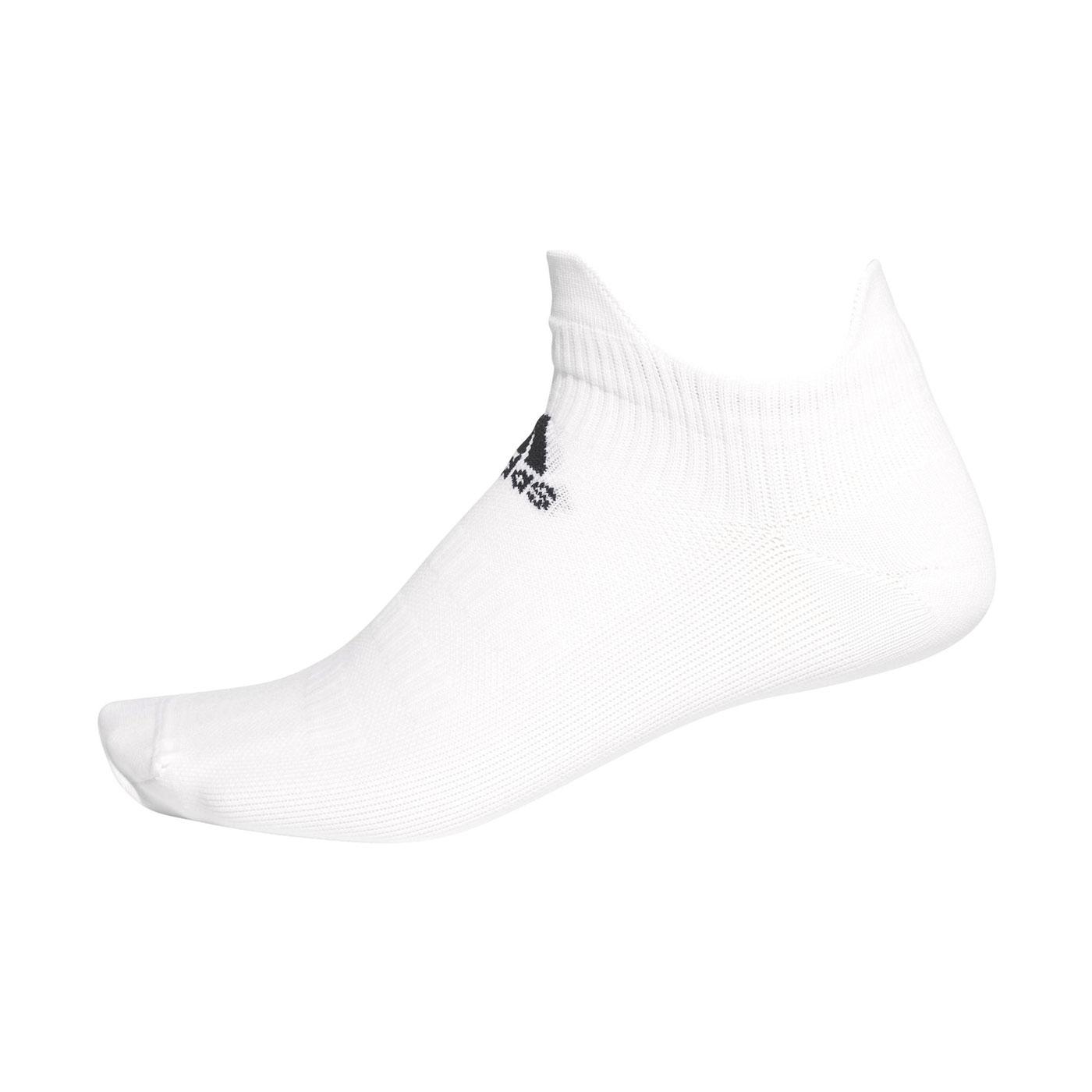 ADIDAS 隱形襪 FK0957 - 白黑