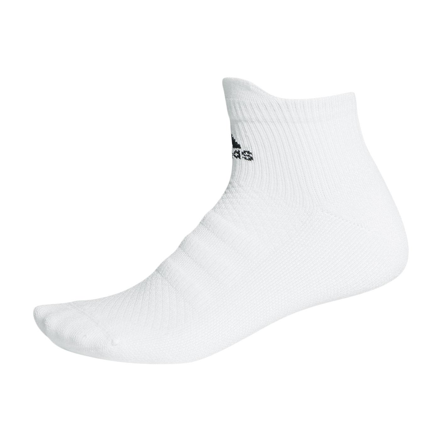 ADIDAS 襪子 FK0961 - 白黑