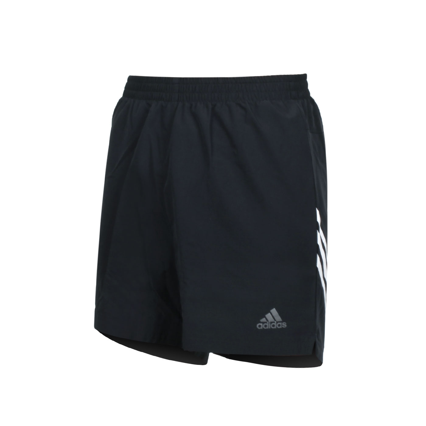 ADIDAS 男款運動短褲 FK1939 - 黑白