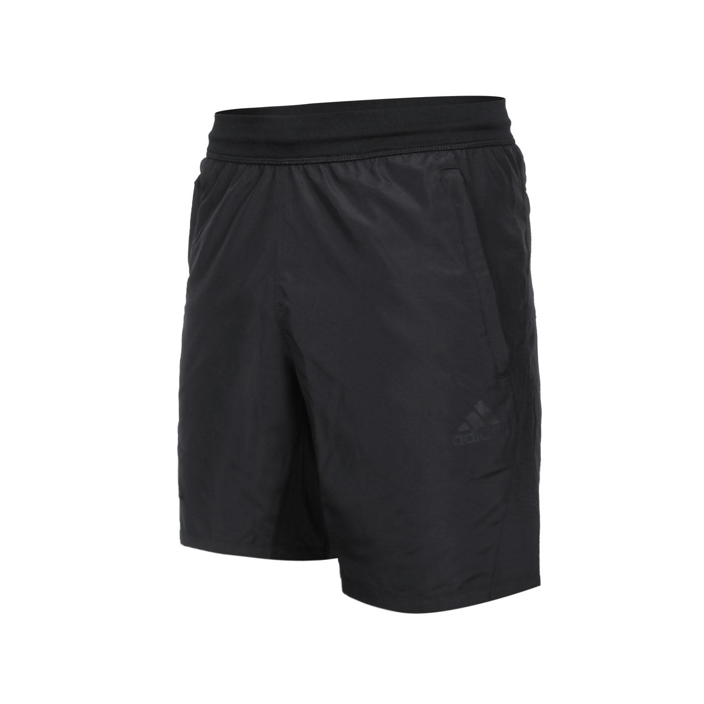 ADIDAS 男款運動短褲 FM2146 - 黑