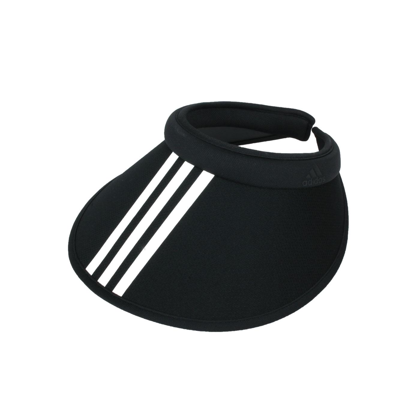 ADIDAS 遮陽帽 FM2322 - 黑白