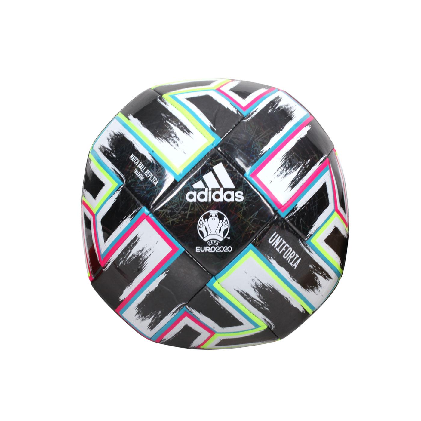 ADIDAS 足球 FP9745 - 黑白藍綠紅
