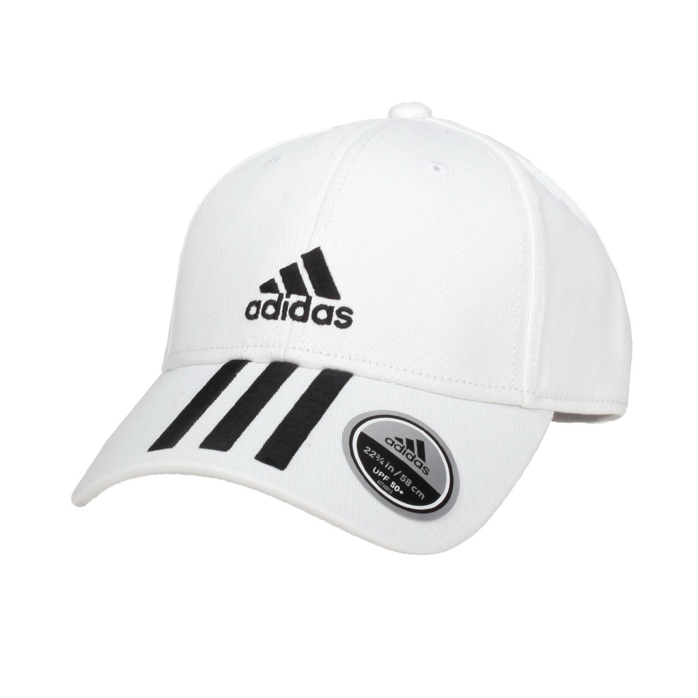 ADIDAS 運動帽 FK0894 - 白黑