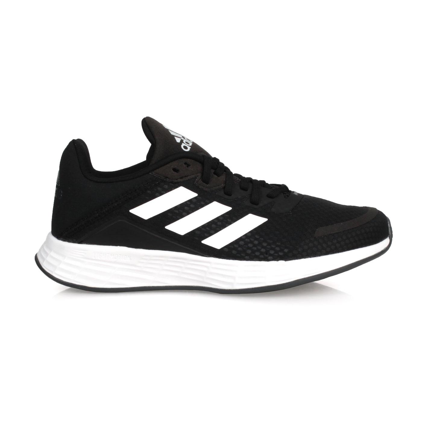 ADIDAS 女款慢跑鞋  @DURAMO SL@FV8794 - 黑白