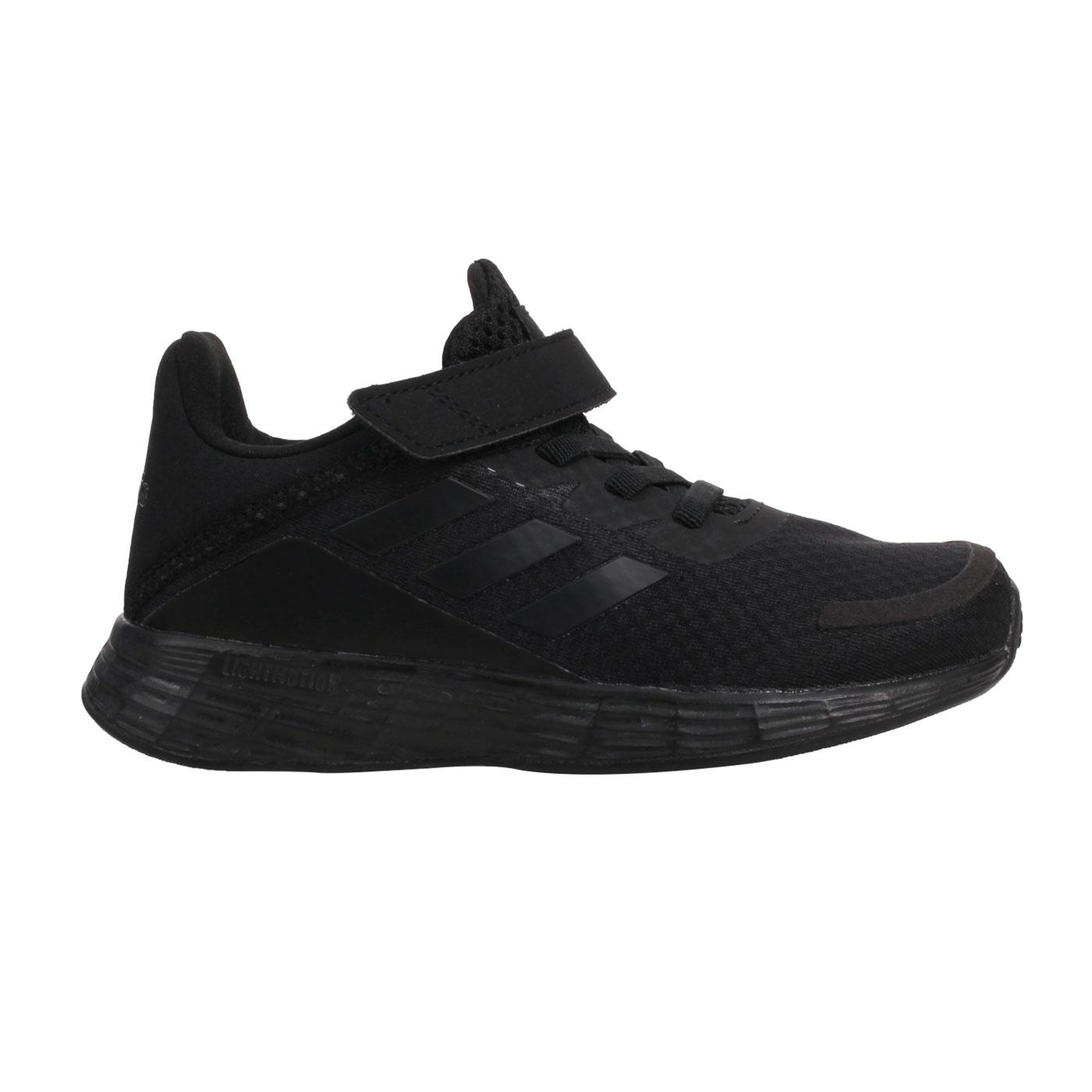 ADIDAS 中童慢跑鞋  @DURAMO SL C@FX7313 - 黑