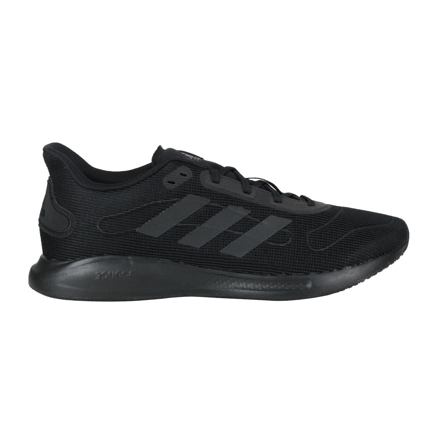 ADIDAS 男款運動慢跑鞋  @GALAXAR Run M@FY8976 - 黑
