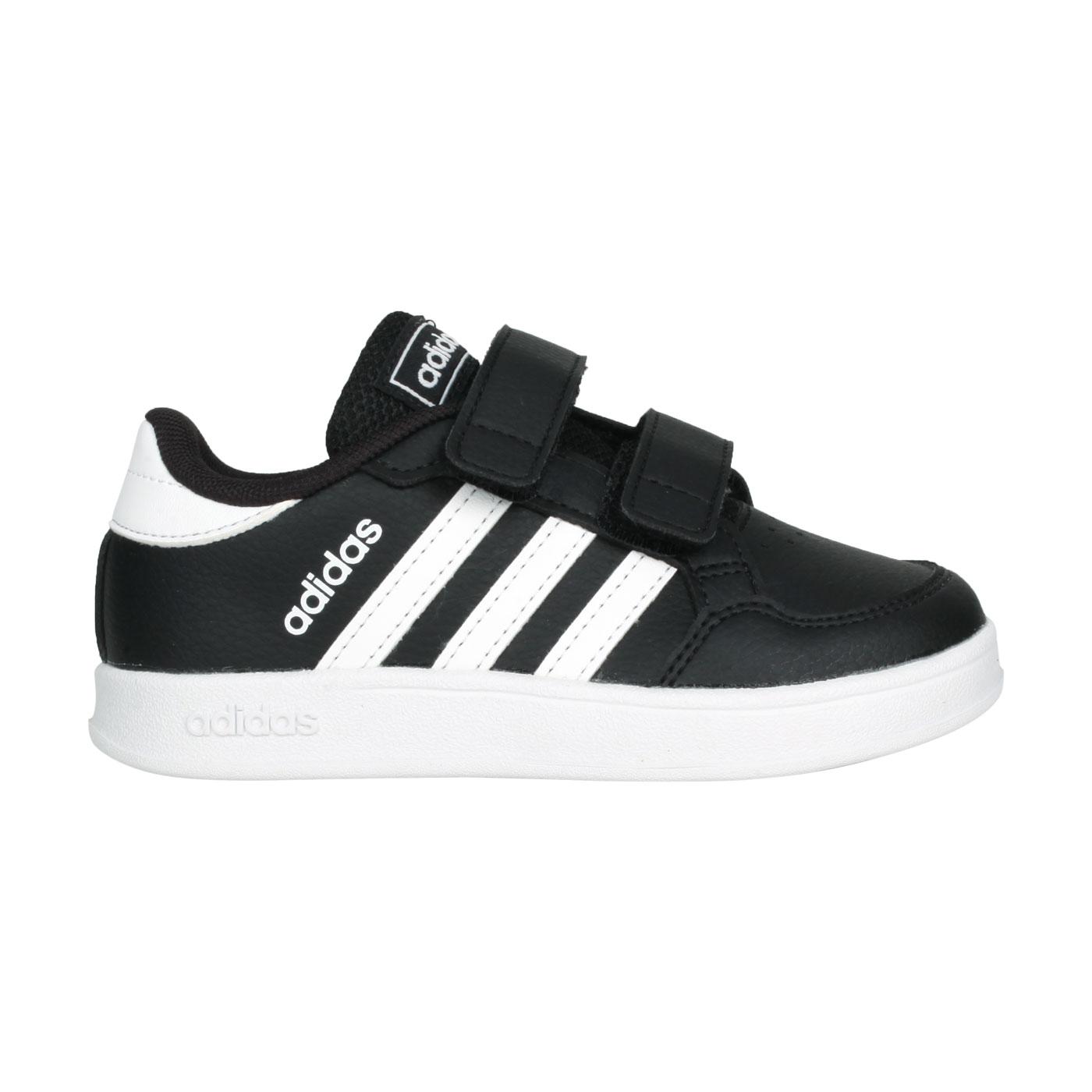 ADIDAS 小童運動鞋  @BREAKNET I@FZ0091 - 黑白