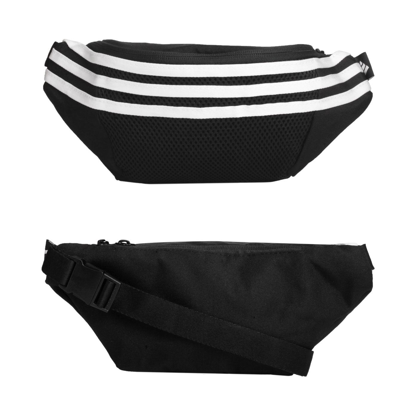 ADIDAS 運動腰包 GG1036 - 黑白