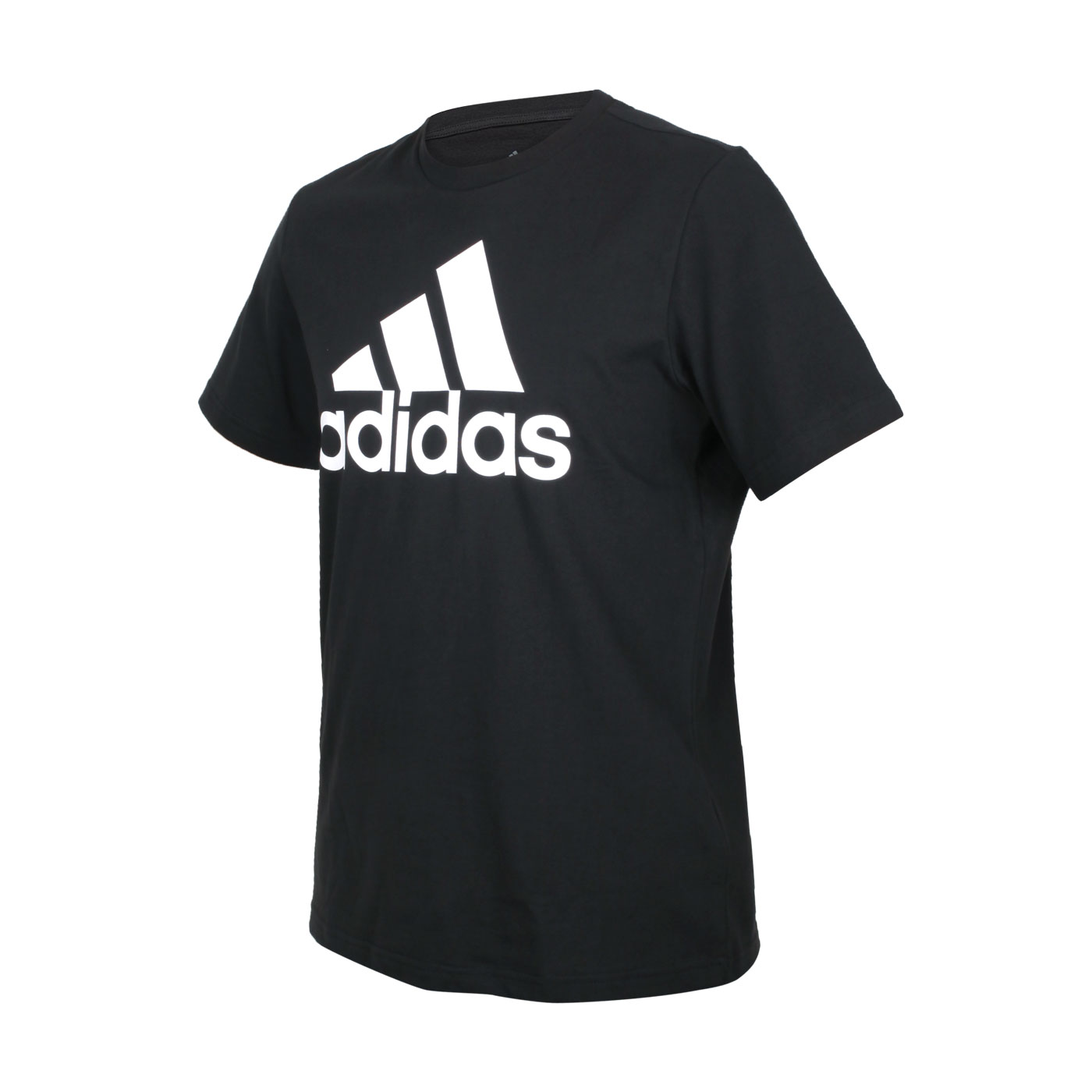 ADIDAS 男款短袖T恤 GK9120 - 黑白
