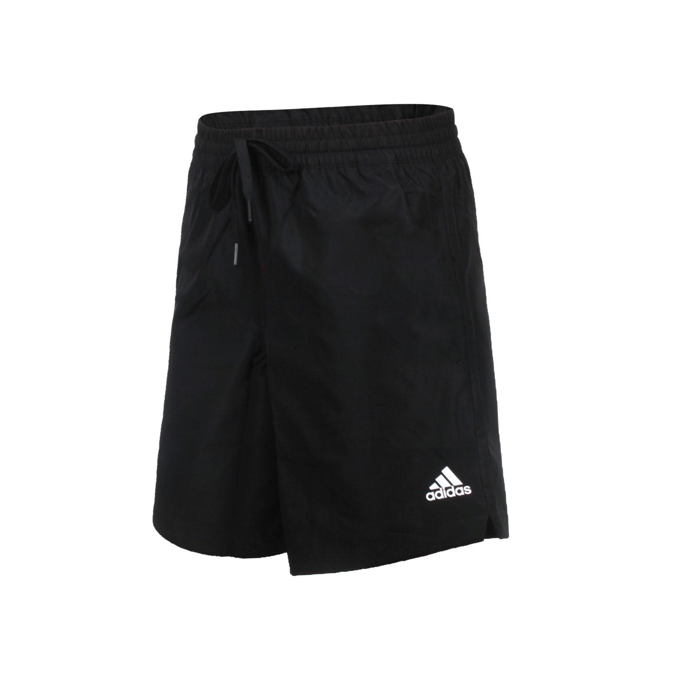 ADIDAS 女款運動短褲 GL0703 - 黑白