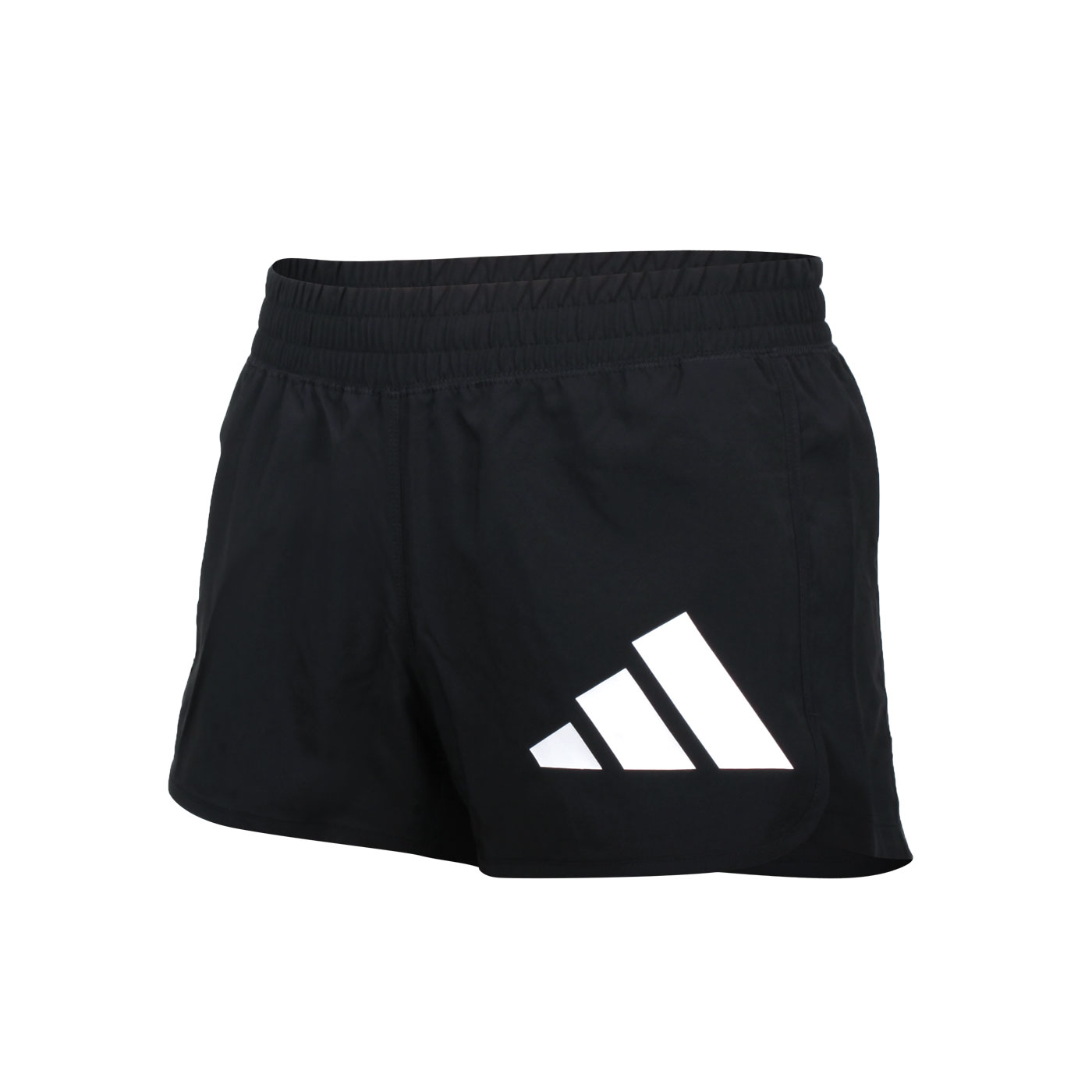 ADIDAS 女款運動短褲 GL0705 - 黑白