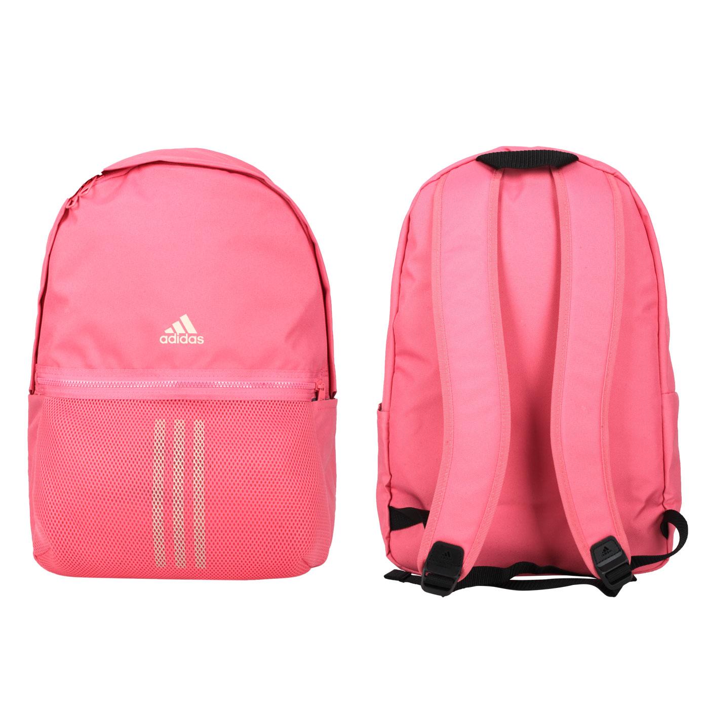 ADIDAS 後背包 GL0917 - 粉紅米白
