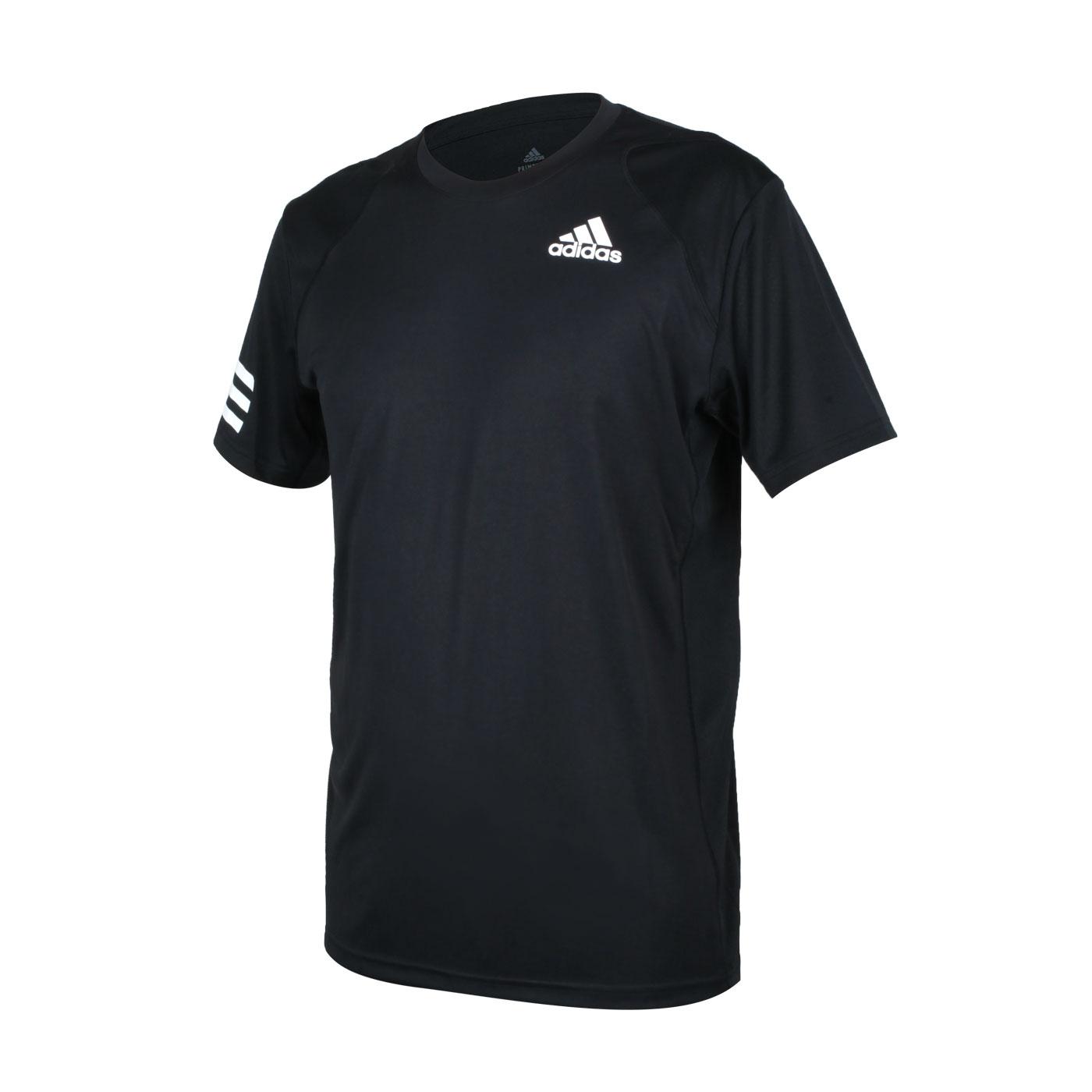 ADIDAS 男款短袖T恤 GL5403 - 黑白