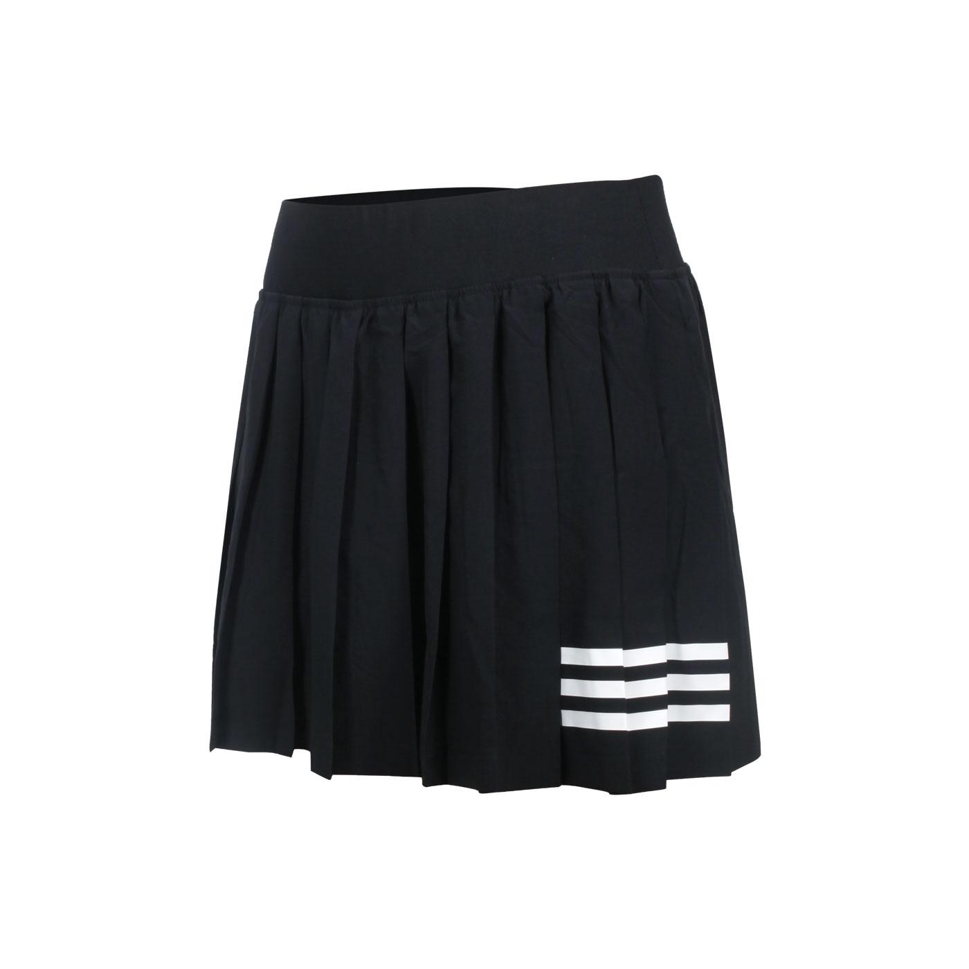 ADIDAS 女款短裙 GL5468 - 黑白