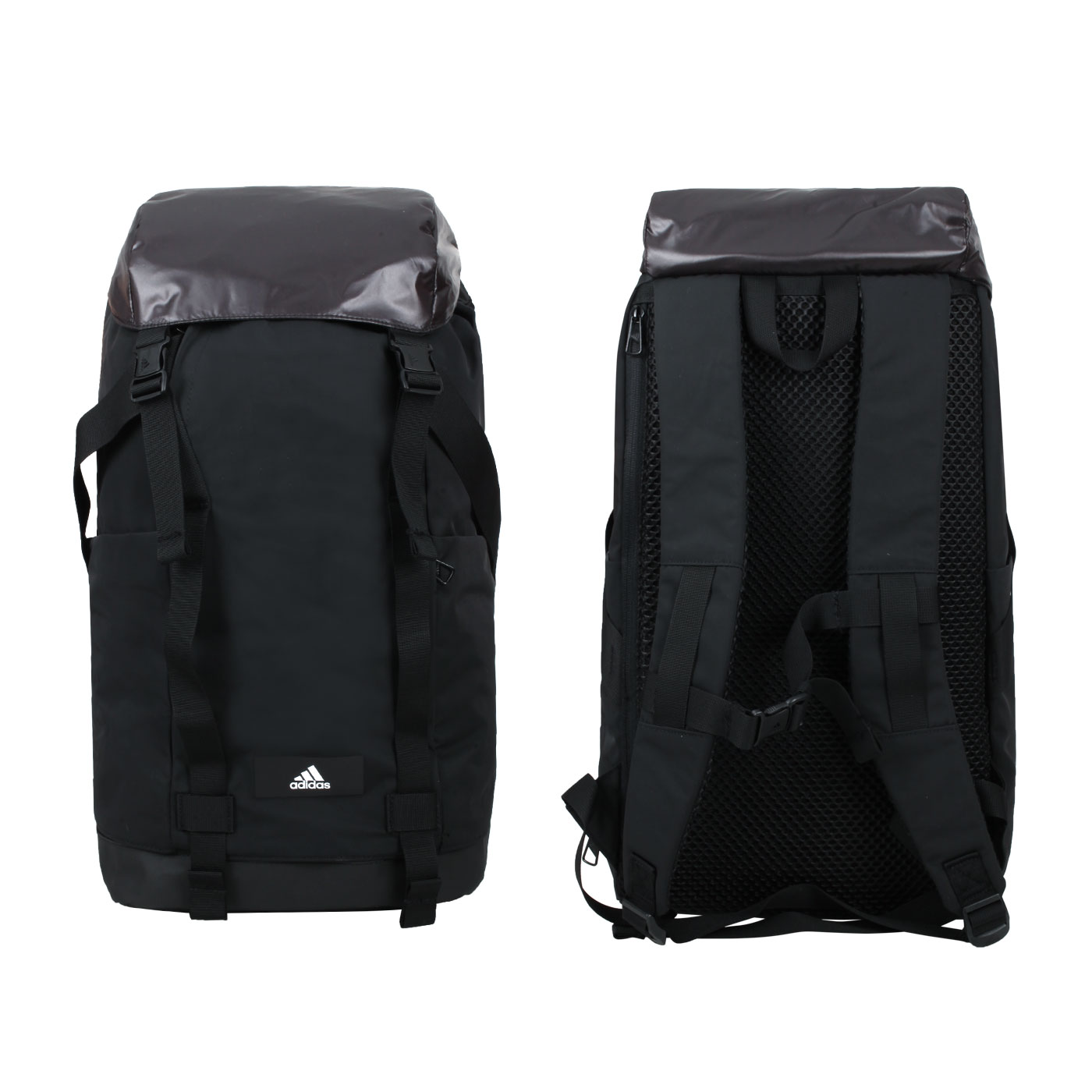 ADIDAS 後背包 GM4538 - 黑白
