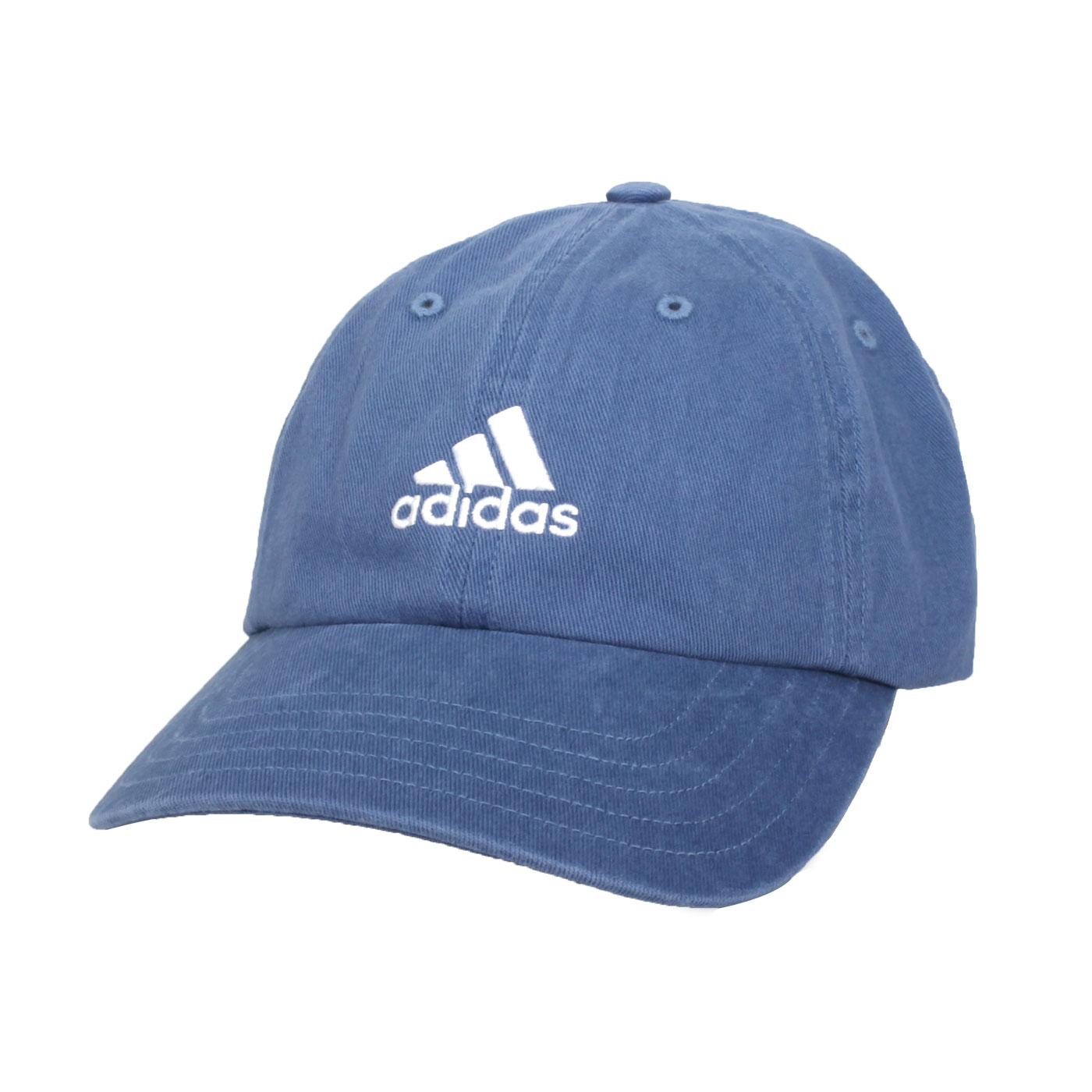 ADIDAS 帽子 GM6281 - 藍白