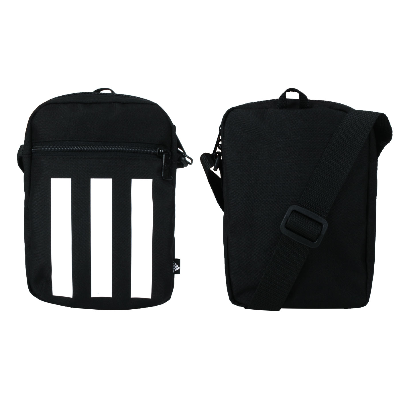 ADIDAS 小型裝備袋 GN1928 - 黑白
