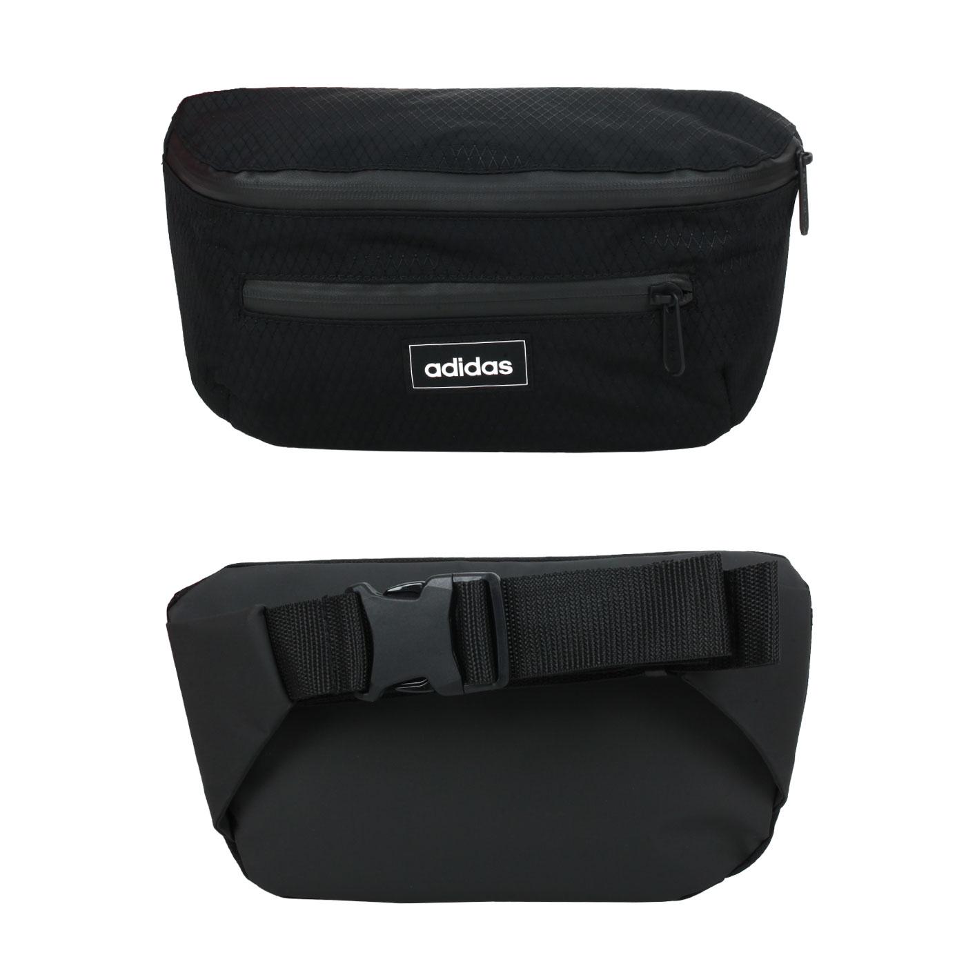 ADIDAS 小型腰包 GN2051 - 黑白
