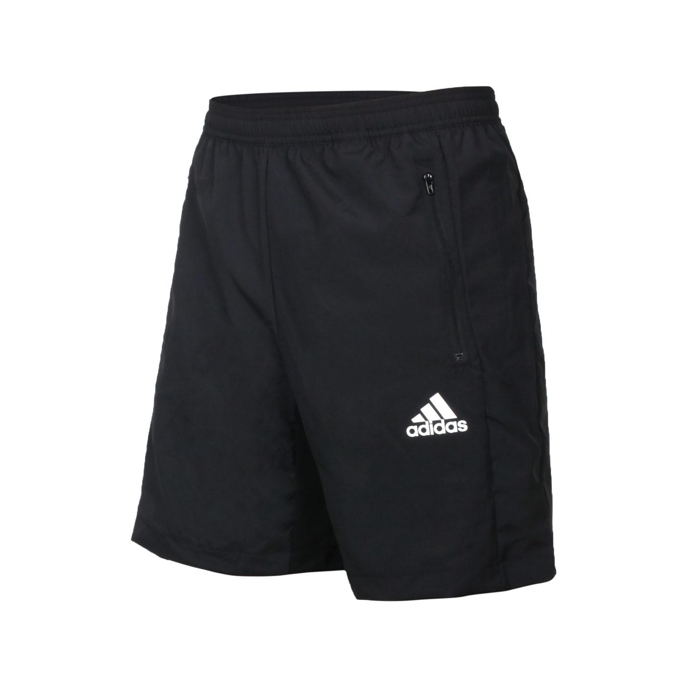 ADIDAS 男款運動短褲 GT8161 - 黑白