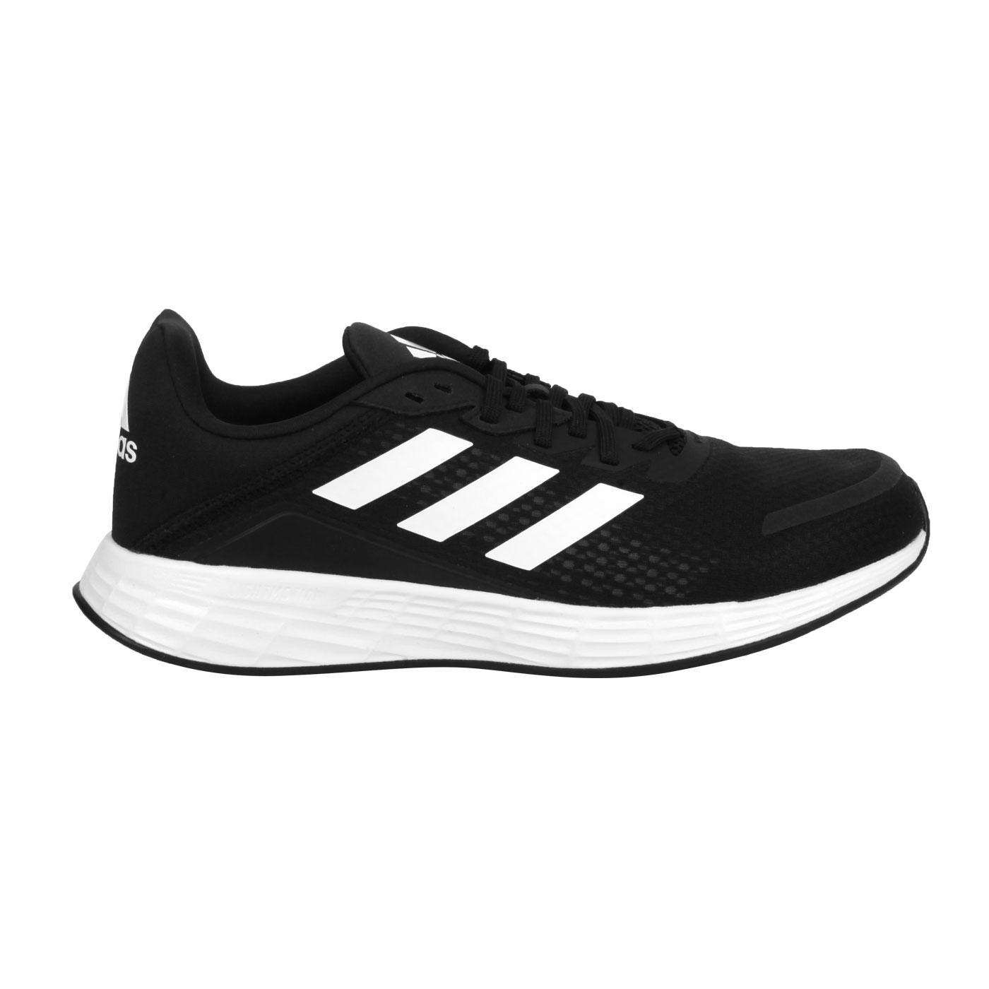 ADIDAS 男款休閒運動鞋  @DURAMO SL@GV7124 - 黑白