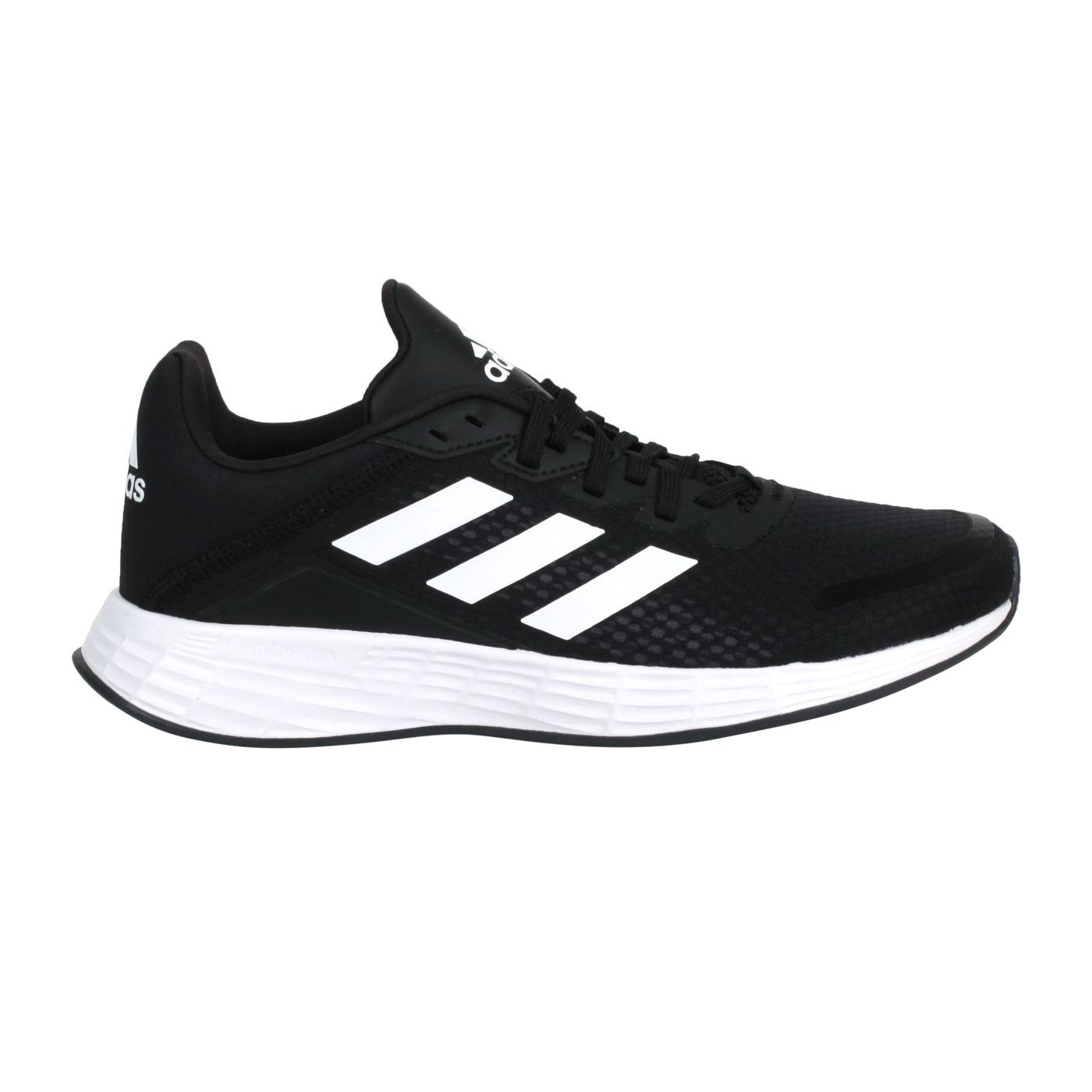 ADIDAS 女款運動慢跑鞋  @DURAMO SL@H04628 - 黑白