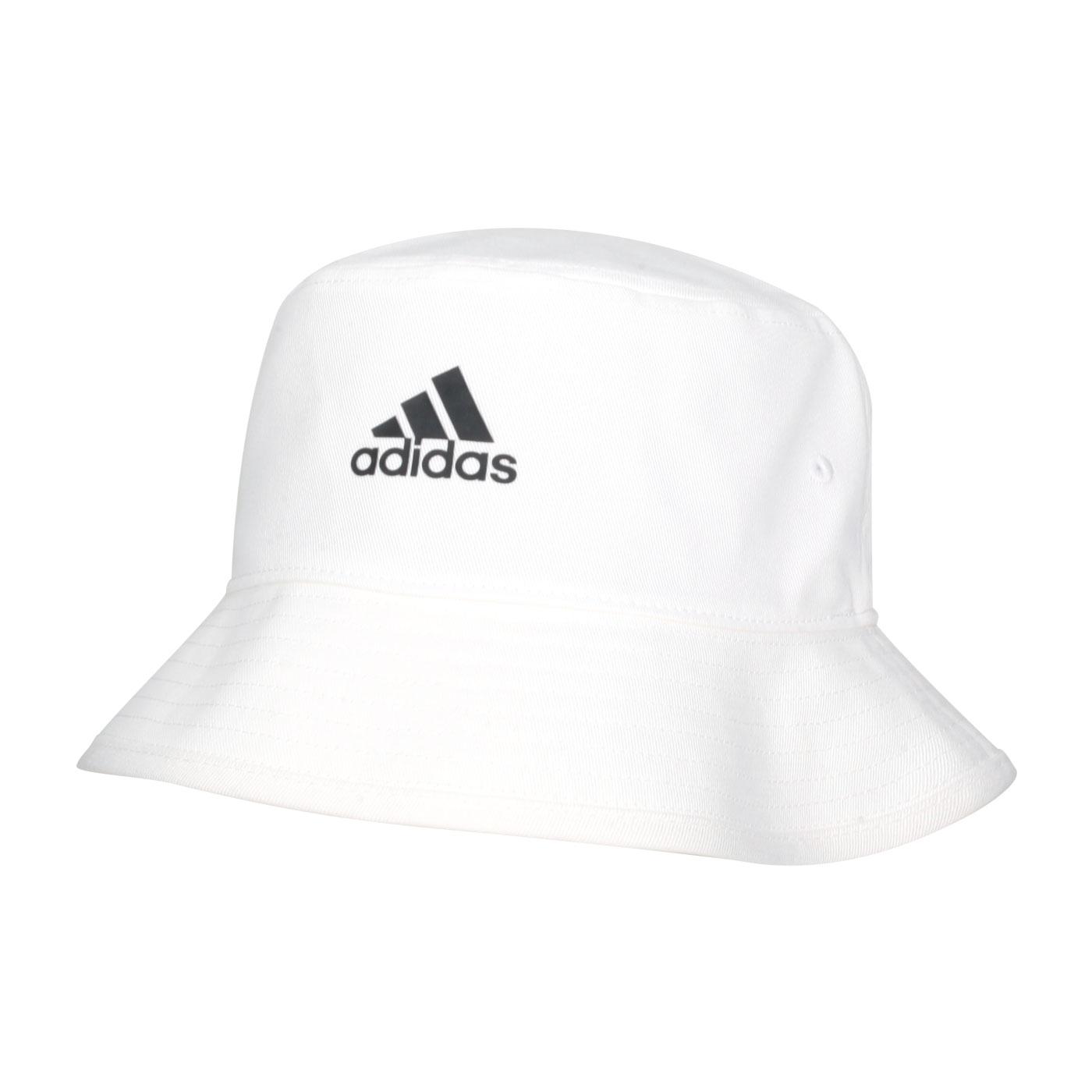 ADIDAS 漁夫帽 H36811 - 白黑