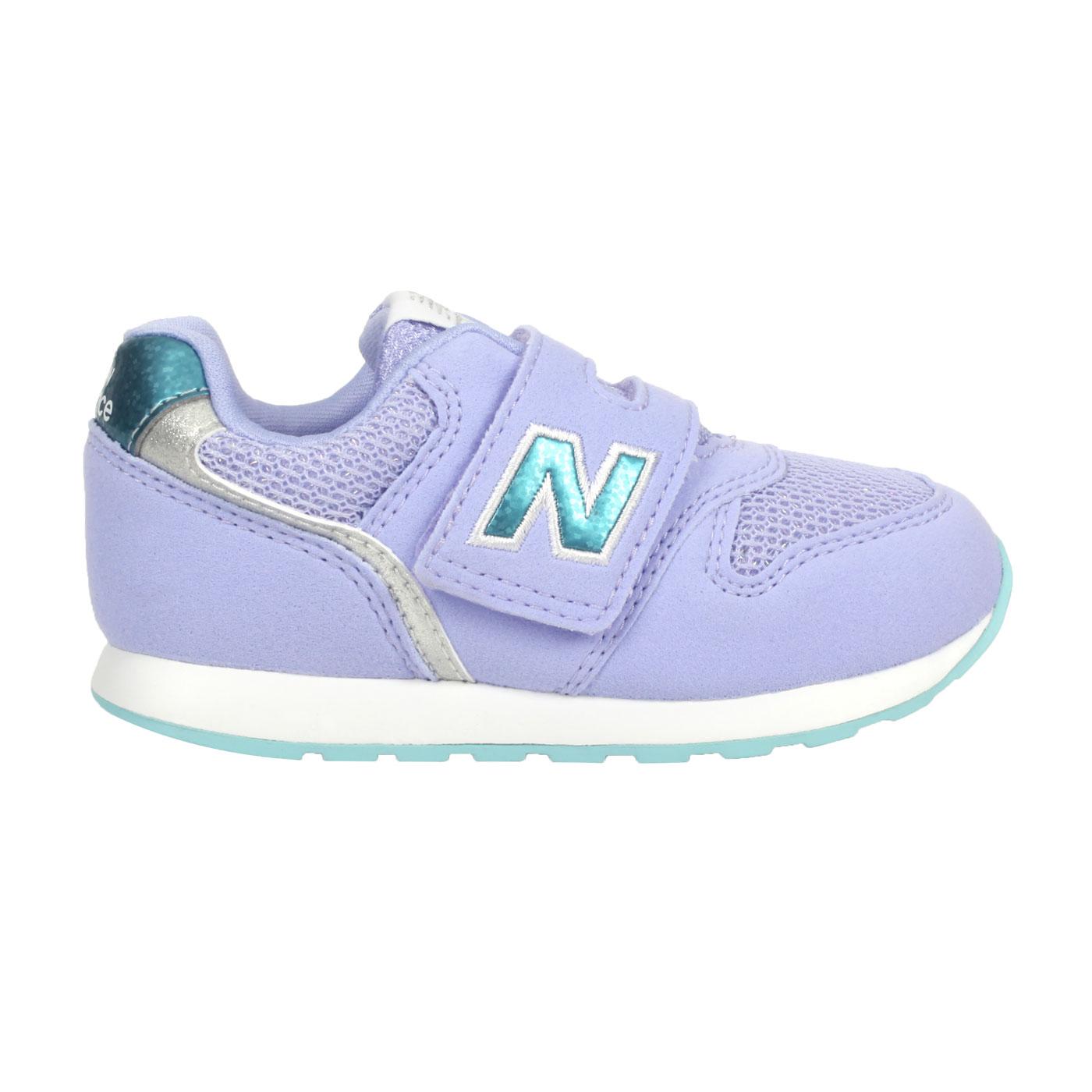 NEW BALANCE 小童休閒運動鞋-WIDE IZ996ULV - 紫藍