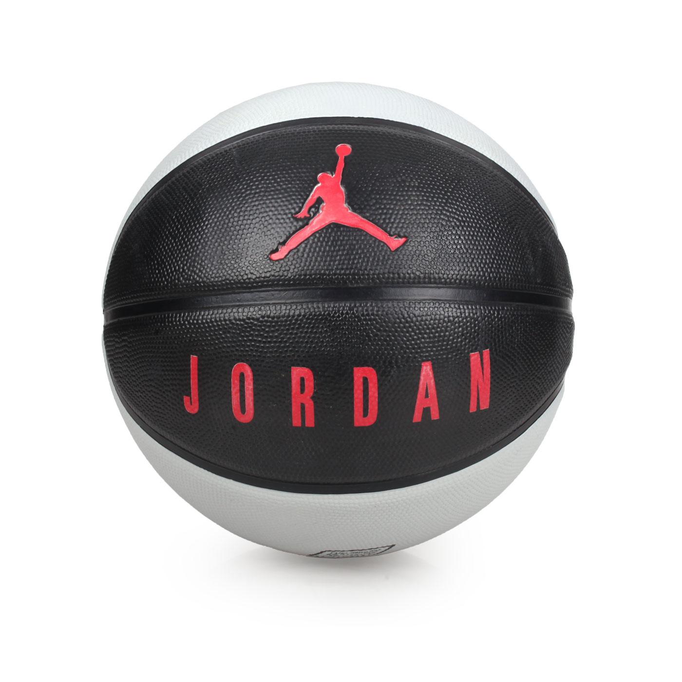 NIKE JORDAN PLAYGROUND 8P 7號籃球 J000186504107 - 黑灰紅