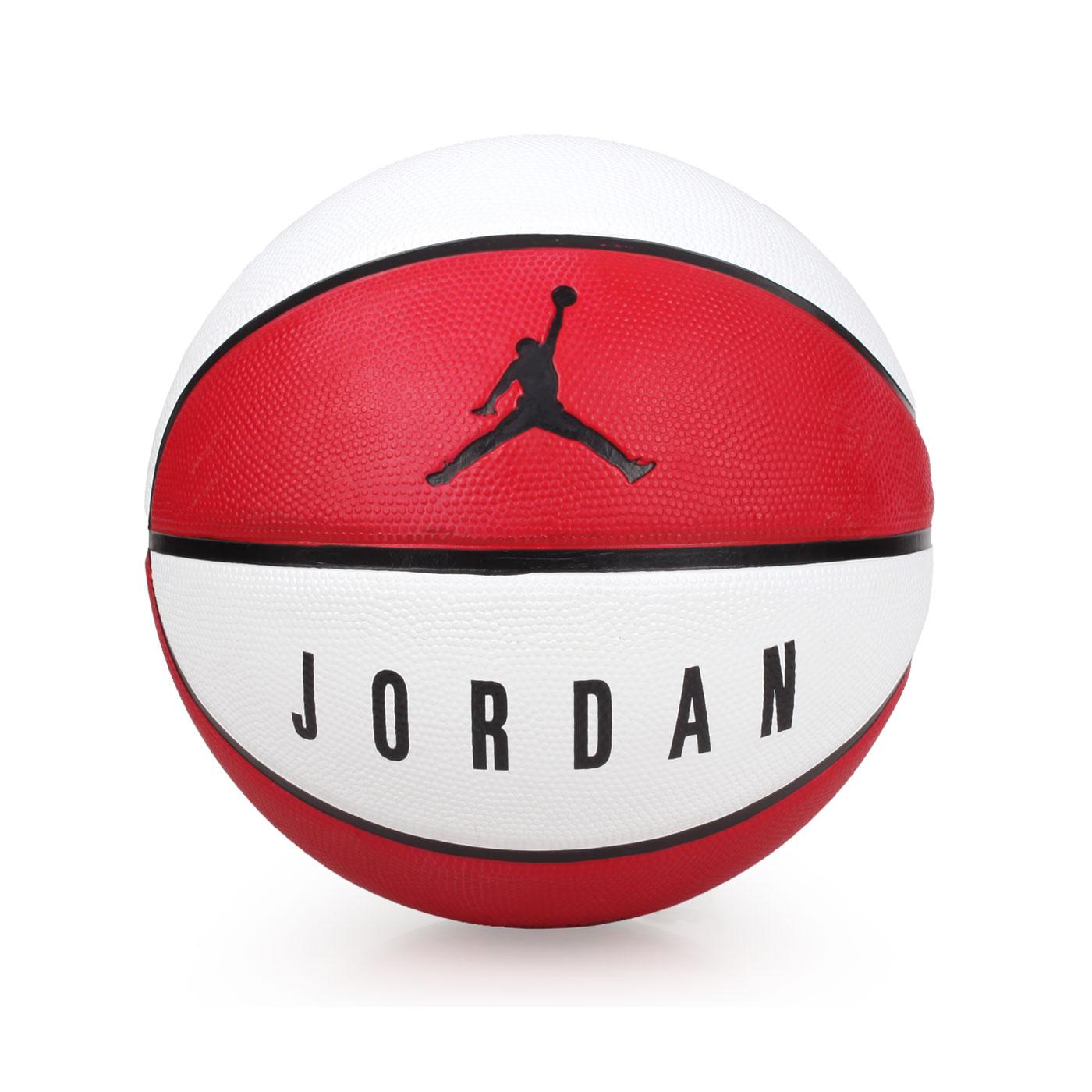 NIKE JORDAN PLAYGROUND 8P 7號籃球 J000186504107 - 紅白黑