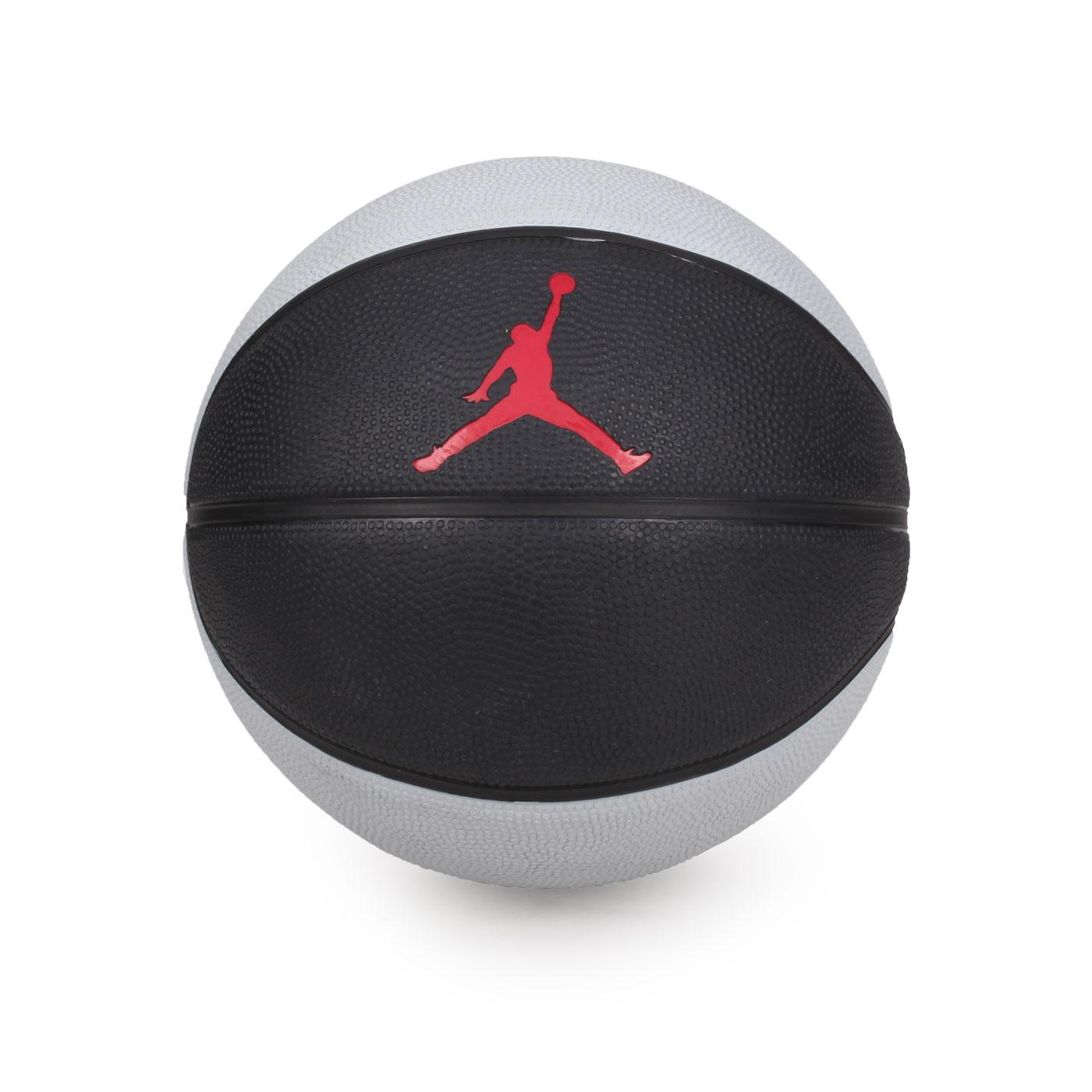 NIKE JORDAN SKILLS 3號籃球 J000188404103 - 黑灰紅