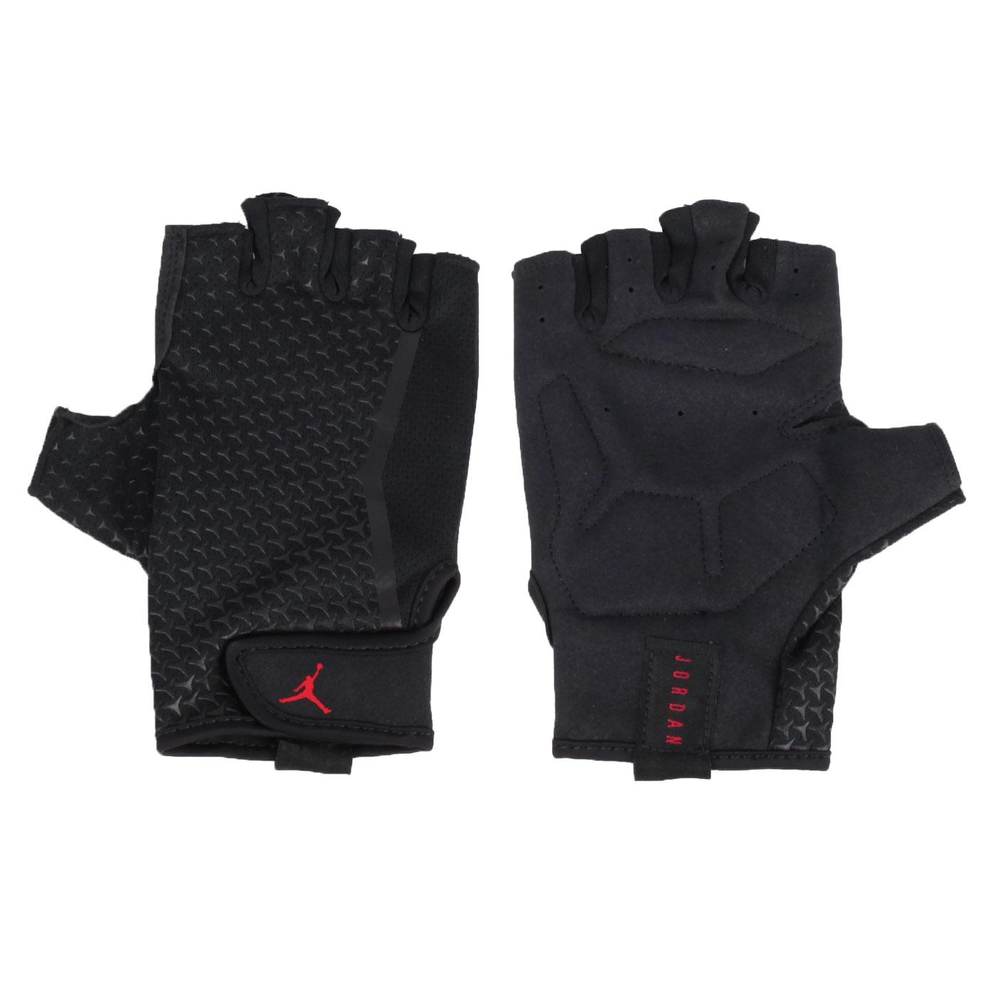 NIKE JORDAN 訓練手套 J0001945034LG - 黑紅