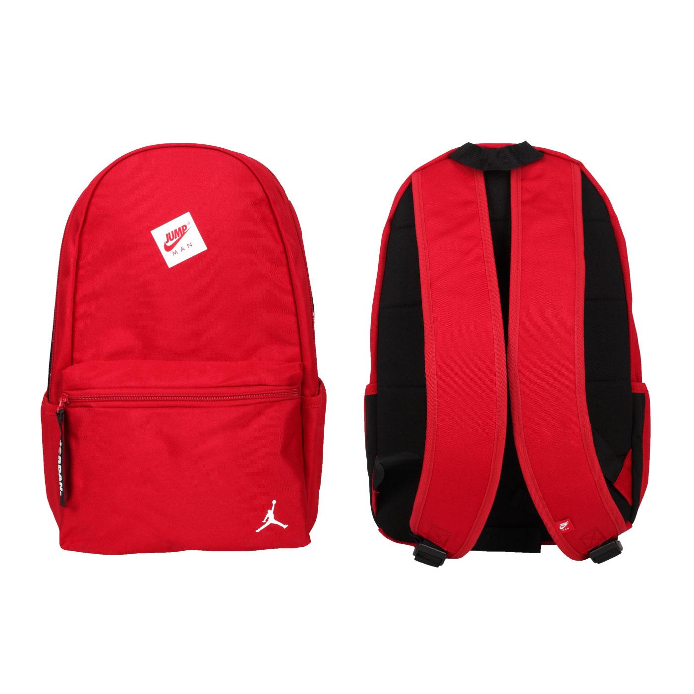 NIKE JORDAN 雙肩包 JD2113007AD-002 - 紅黑白
