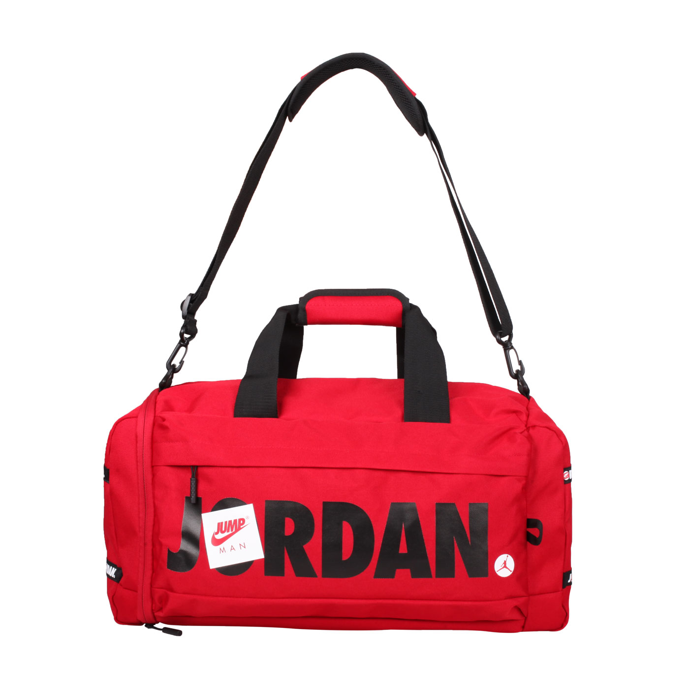 NIKE JORDAN 大型旅行袋 JD2113020AD-002 - 紅黑白