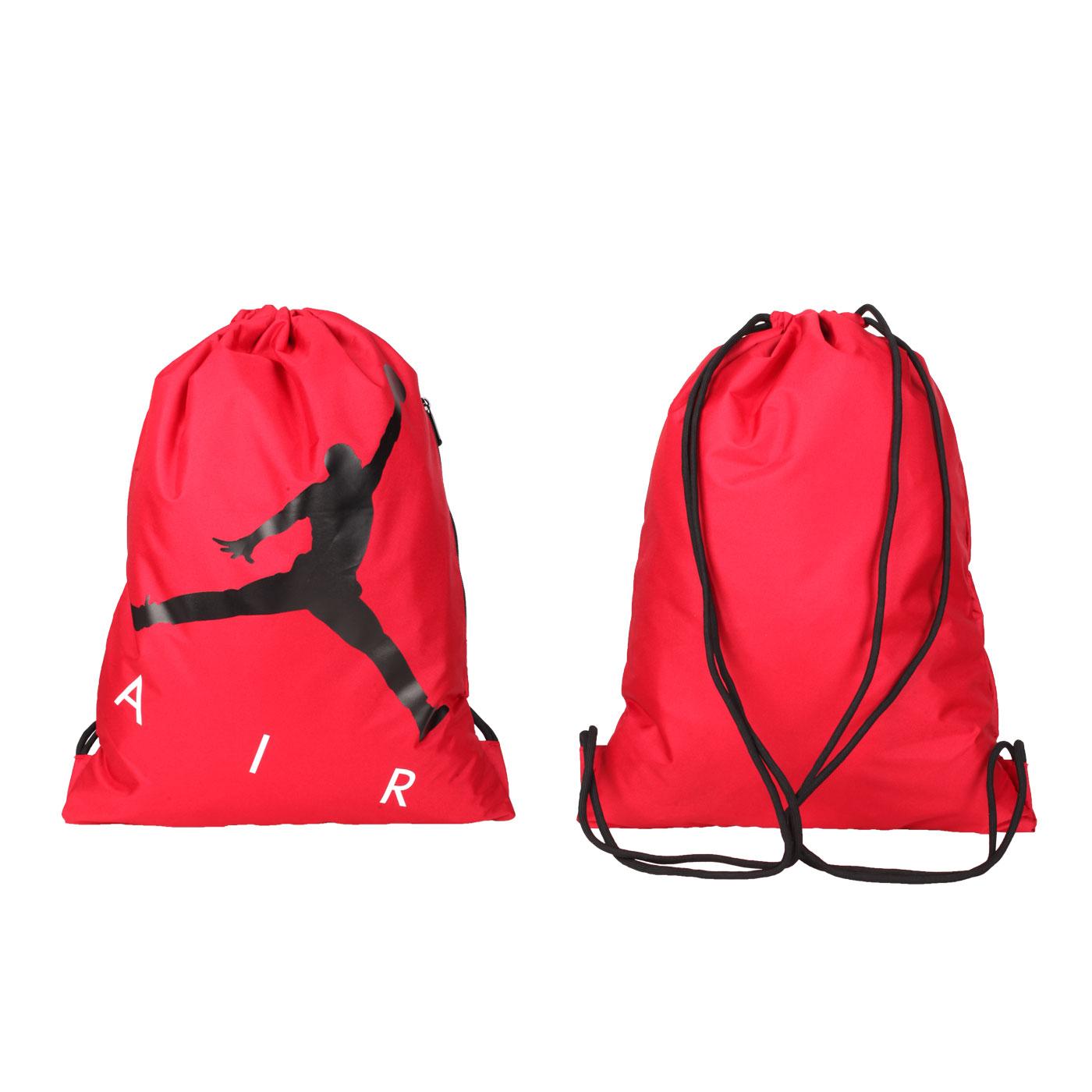 NIKE JORDAN 束口袋 JD2113040AD-002 - 紅黑白