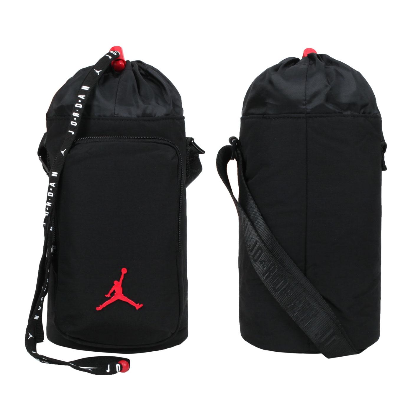 NIKE JORDAN 小型斜肩包 JD2143010GS-001 - 黑紅