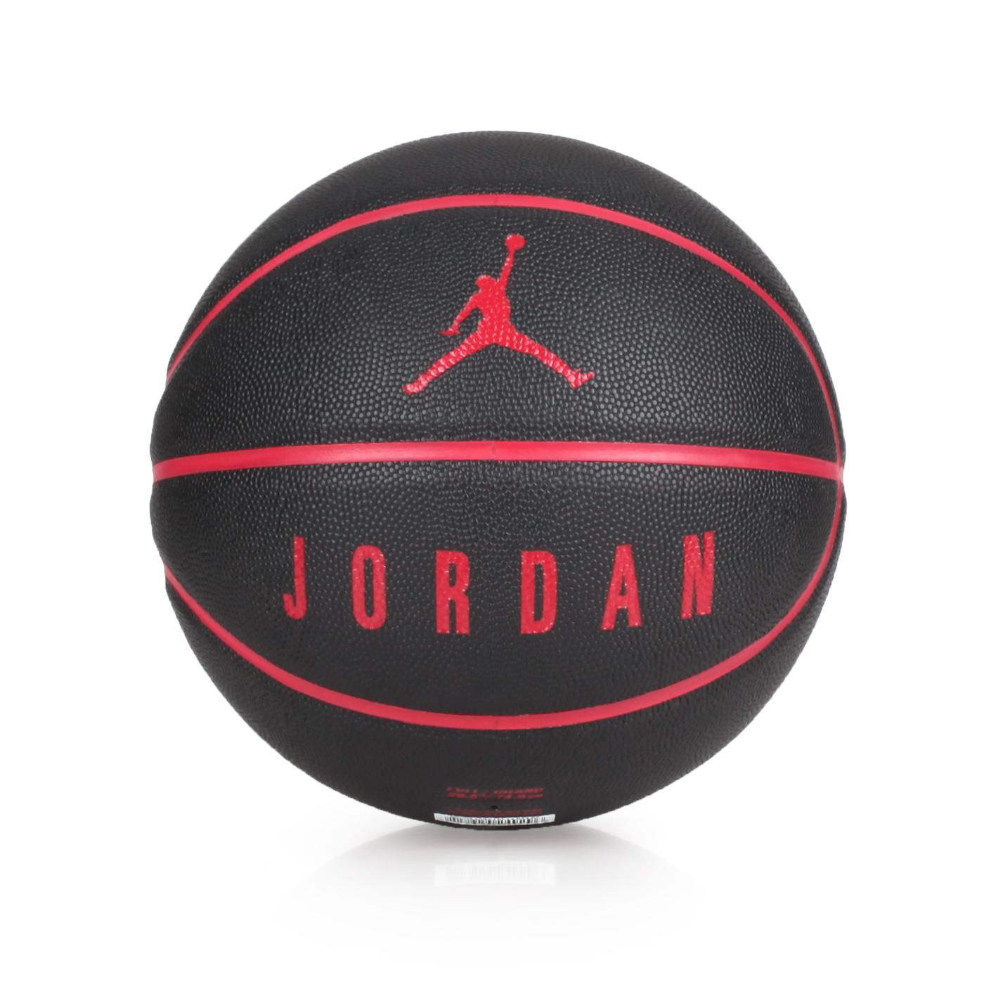 NIKE JORDAN ULTIMATE 8P 7號籃球 JKI1205307 - 黑紅