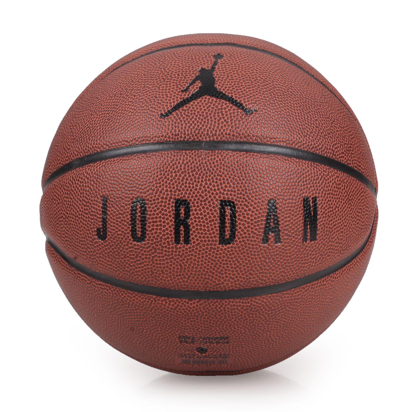 NIKE JORDAN ULTIMATE 8P 7號籃球 JKI1284207 - 咖啡黑